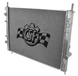 CSF Racing® 7073 - Triple Pass 42mm Performance Radiator