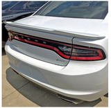 Dawn® (15-20) Charger Hellcat Style Flush Mount Rear Lip Spoiler