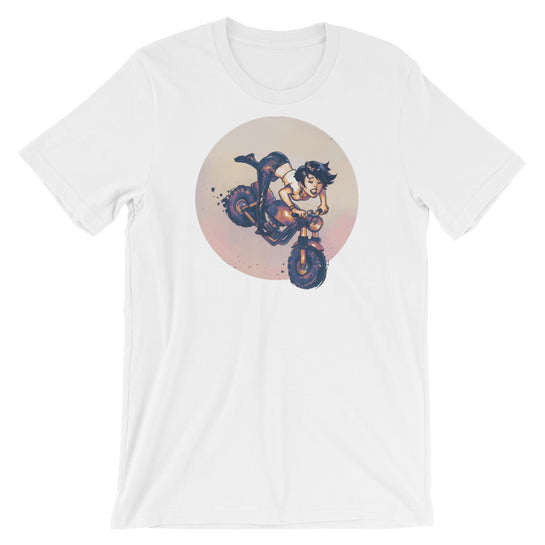 Burnout Bettie T-Shirt