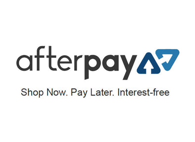 AfterPay is here...shop now, pay later, interest free
