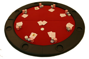 Portable Poker table top (Green)