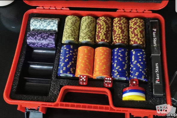 """The Robust 300"" Poker Case"