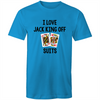 I love Jack King Off T-Shirt