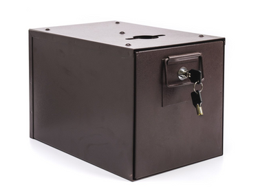 """The XL"" Poker table Drop Box / Toke & Rake Lock box"