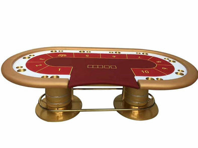 Custom Monaco Poker Table