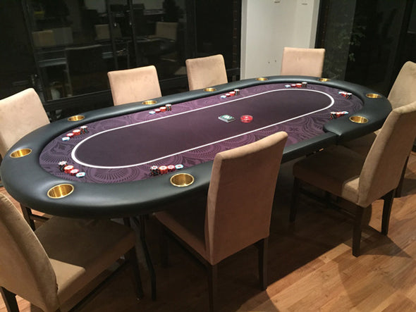 The Aces Pro Poker Table 96""