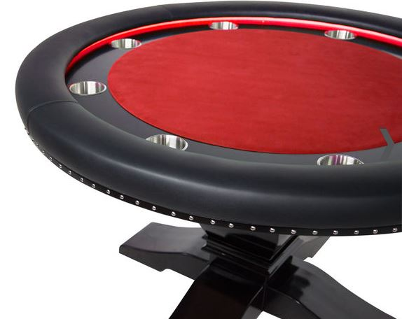 The Ginza Poker Table - Poker Tables wood & custom, buying ...