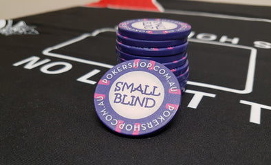 Small Blind Button