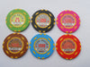 500pce Texas Hold'em Poker Chip set 13.5g