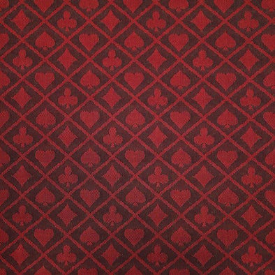 Red 2 tone Suited Speed Gaming Cloth