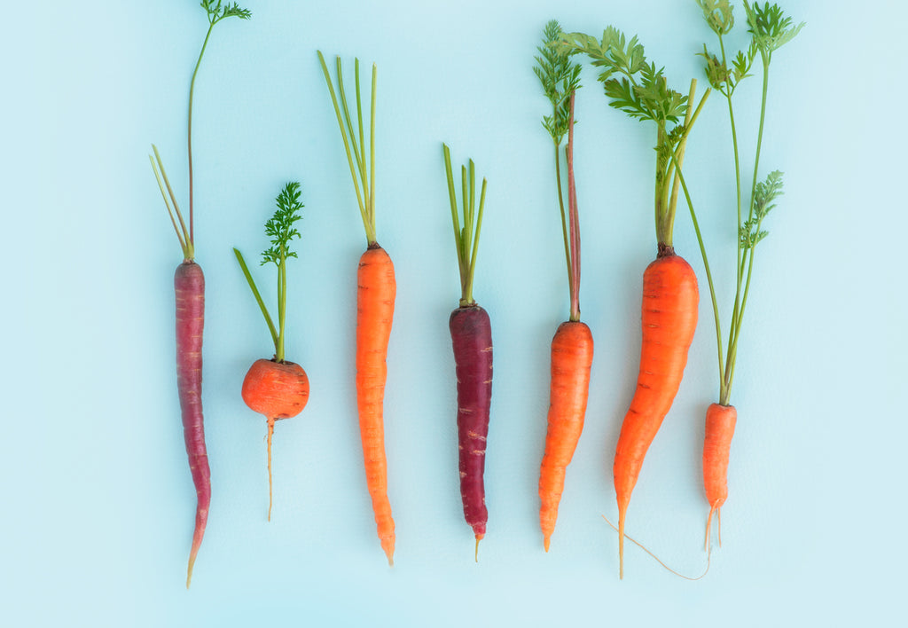 Do carrots help your vision?