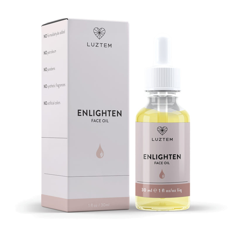 ENLIGHTEN 100% natural face oil elixir