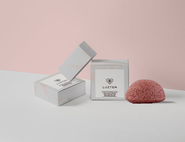 The Konjac - Cleansing Sponge