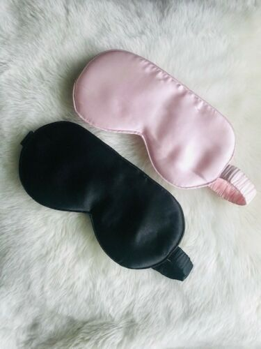 Pure Silk Sleep Mask 100% Mulberry Silk