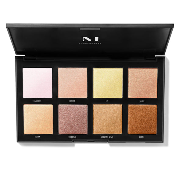 Morphe México - 8Z Starblazer Highlighter Palette | Beauty Box Mérida