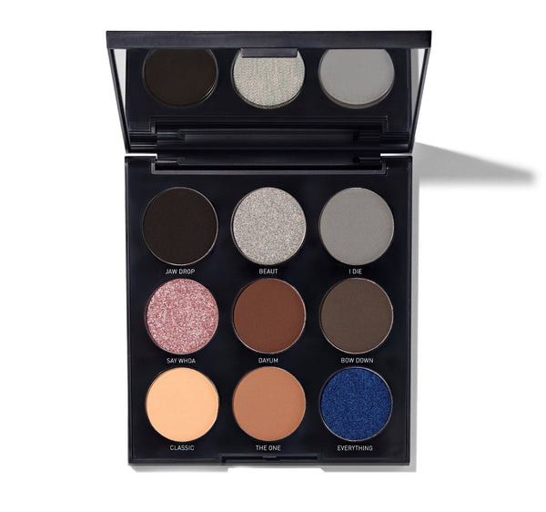 Morphe México - 9I So Iconic Artistry Palette | Beauty Box Mérida