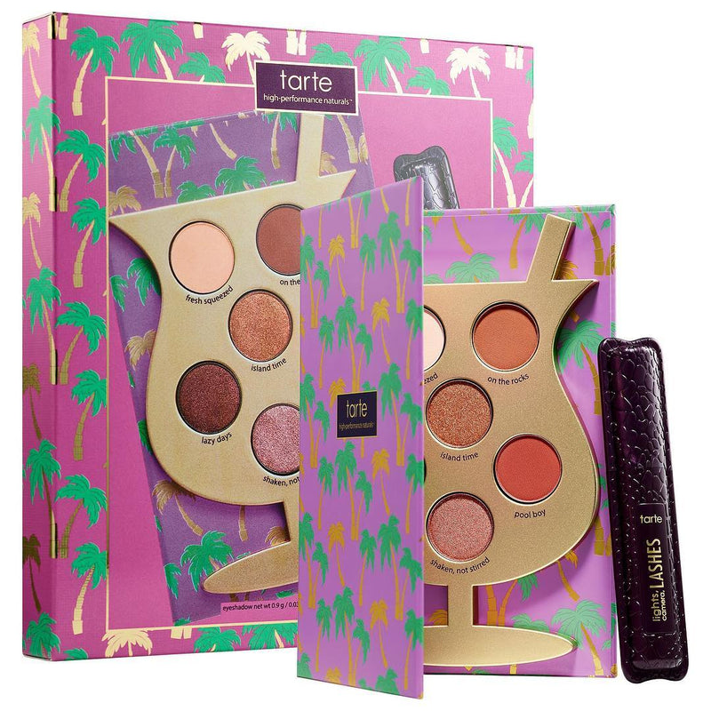 SIPPING PRETTY EYE SET TARTE - Beauty Box Mérida