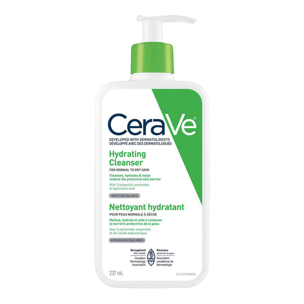 Cerave Hydrating Facial Cleanser - Beauty Box Mérida México