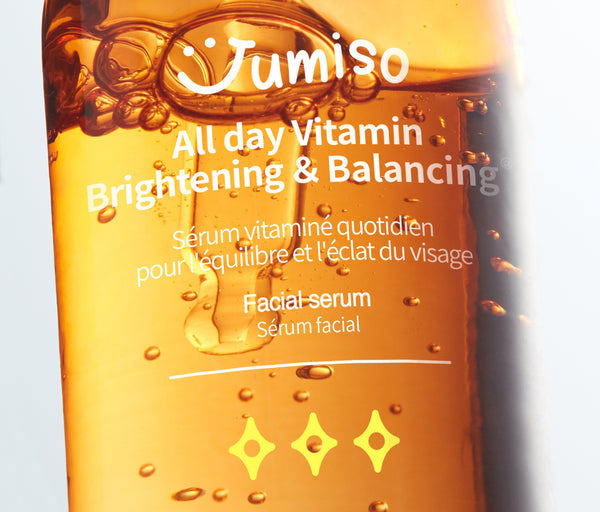 All Day Vitamin Brightening & Balancing Facial Serum