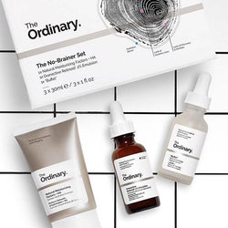 THE NO BRAINER SET THE ORDINARY - Beauty Box Mérida