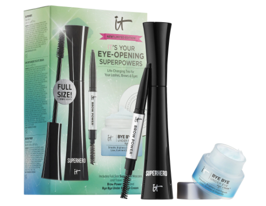 IT COSMETICS It's Your Eye Opening Super Powers Set - Beauty Box Mérida