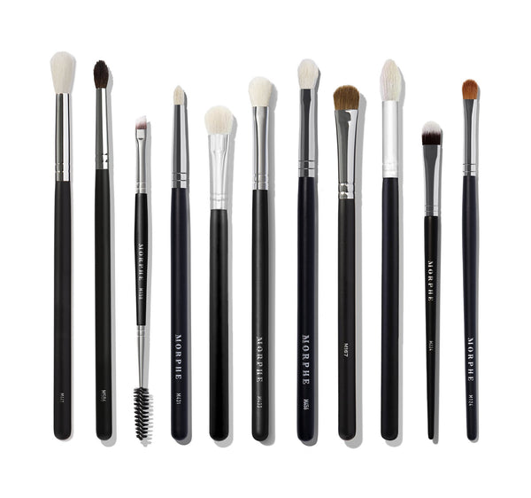 Set de Brochas Brush Musts By Cassiee Mua