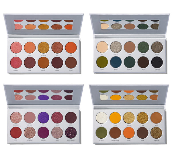 Morphe - Jaclyn Hill Eyeshadow Palette Collection