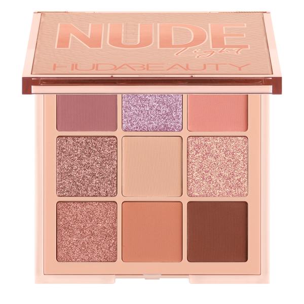 Huda Beauty - Light Nude Obsessions Eyeshadow Palette