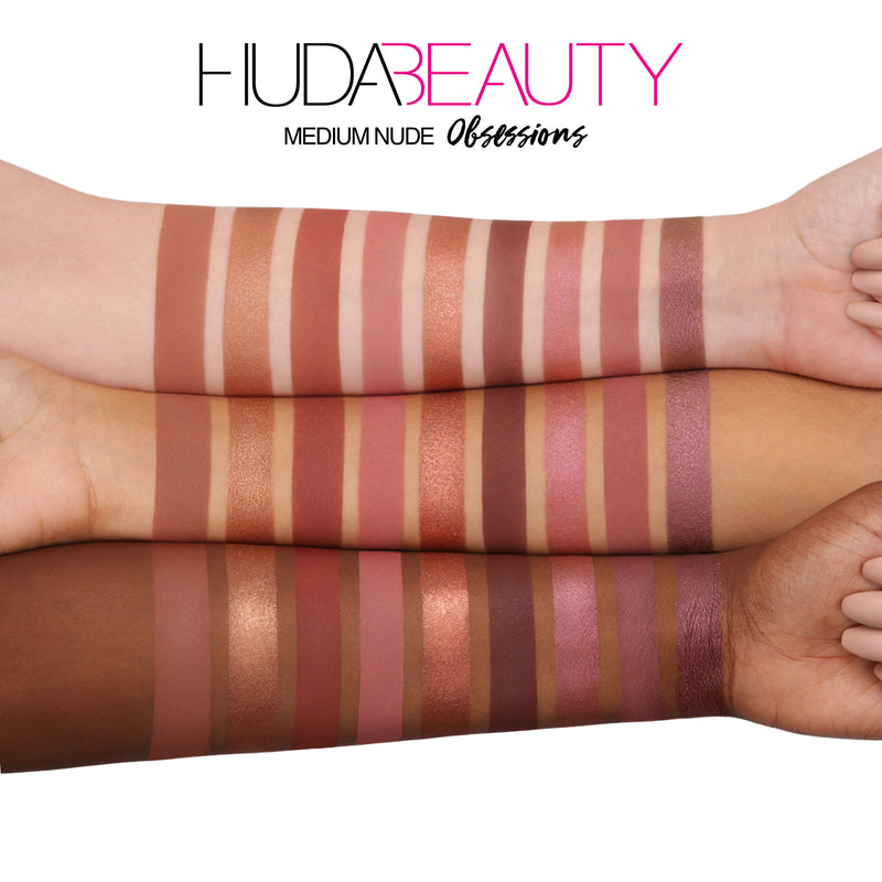 Nude Obsessions Eyeshadow Palette - Beauty Box Mérida