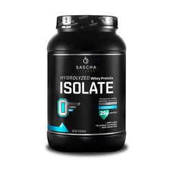 Sascha Fitness - Hydrolyzed Whey Protein Isolate Coconut | Beauty Box Mérida