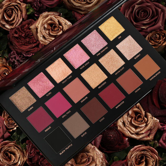 Rose Gold Palette REMASTERED