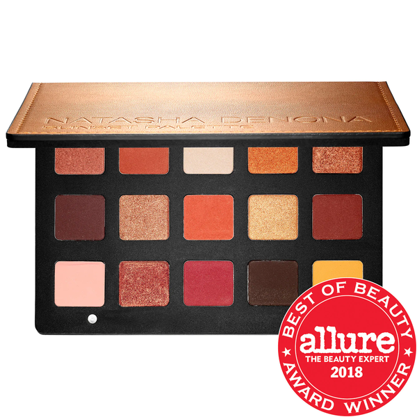 Sunset Eyeshadow Palette - Beauty Box Mérida