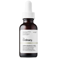 The Ordinary México - CAFFEINE SOLUTION 5% + EGCG | Suero Para Ojeras
