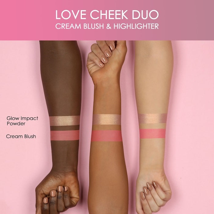 Love Cheek Duo Palette