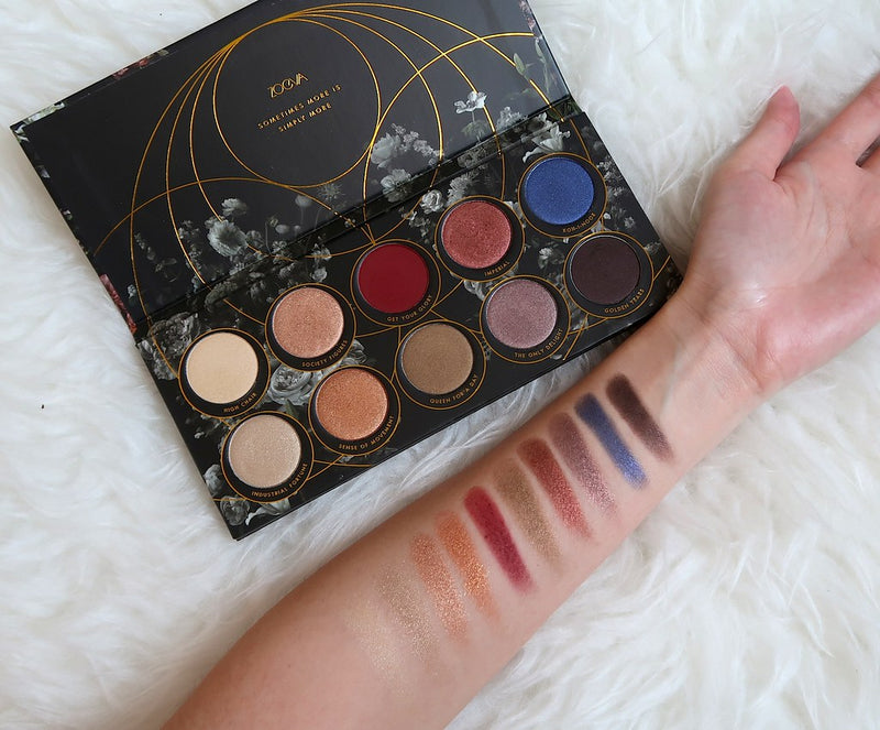 Opulence Eyeshadow Palette - Beauty Box Mérida