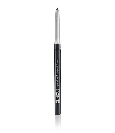 Clinique Quickliner for Eyes Intense in Intense Ebony - Beauty Box Mérida