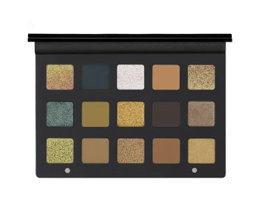 Gold Eyeshadow Palette NATASHA DENONA - Beauty Box Mérida