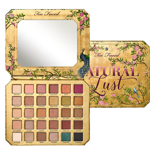 Natural Lust Palette TOO FACED - Beauty Box Mérida