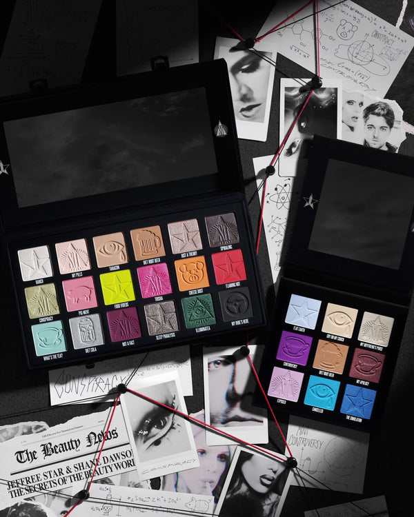 CONSPIRACY PALETTE BUNDLE - Beauty Box Mérida
