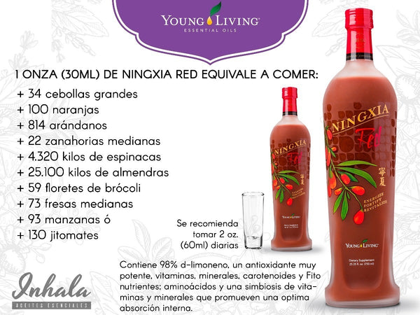 Ninxgia Red - Beauty Box Mérida