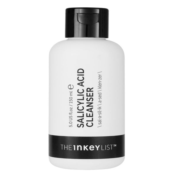 The Inkey List - Salicylic Acid Acne + Pore Cleanser | Beauty Box Mérida