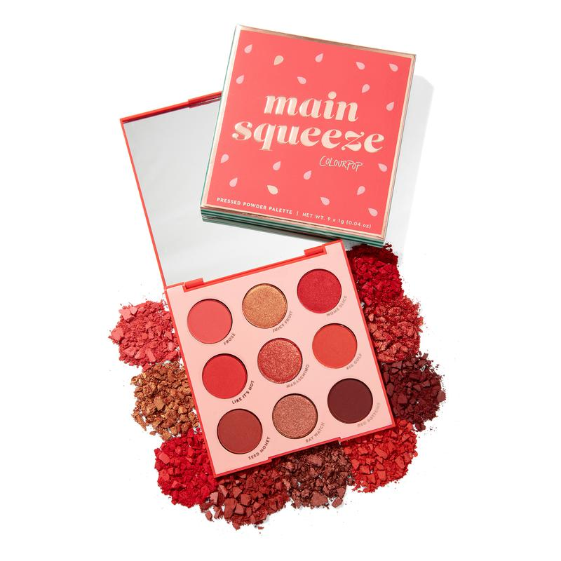 Main Squeeze Palette