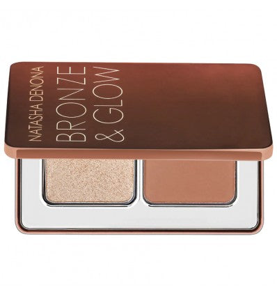Mini Bronze & Glow Cheek Duo NATASHA DENONA - Beauty Box Mérida