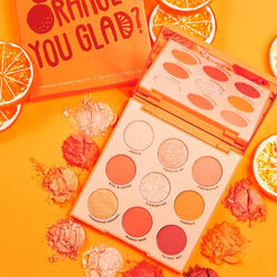 Colourpop - Orange You Glad Palette | Paleta de Sombras