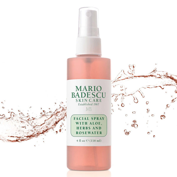 Mario Badescu México - Facial Spray with Aloe, Herbs and Rosewater | Beauty Box Mérida