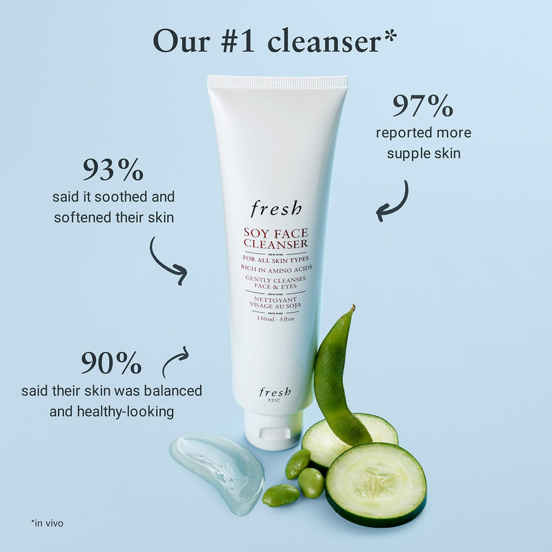Soy Face Cleanser Beauty Mini