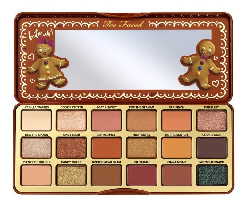 Gingerbread Palette