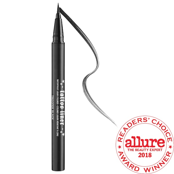 Tattoo Liner Waterproof Liquid Eyeliner Travelsize