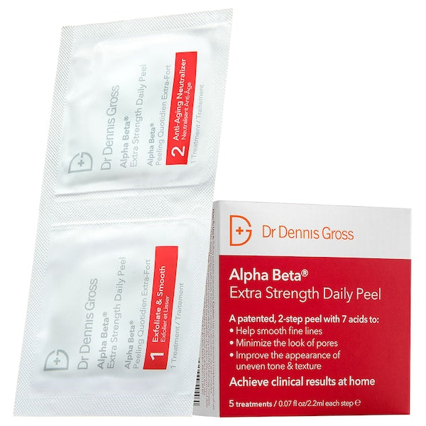 Alpha Beta Extra Strength Daily Peel Mini