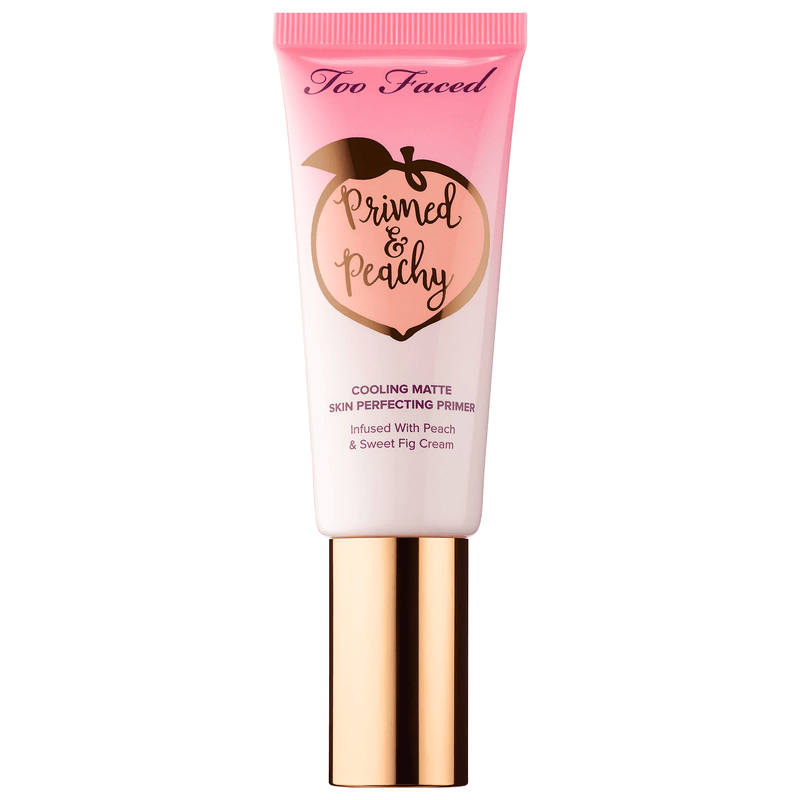 Primed & Peachy Cooling Matte Perfecting Primer – Peaches and Cream Collection